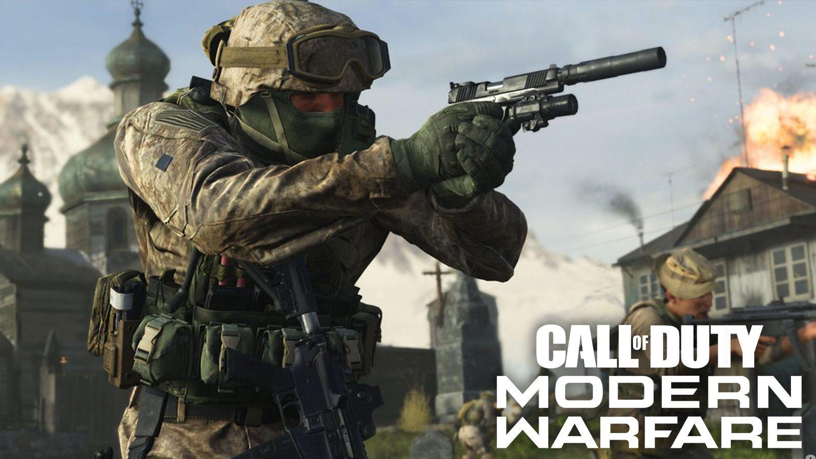 【CoD:MW】パッチノート1.07 武器調整や追加MAPなど
