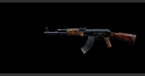 【CoD:MW】AK-47の性能 隠れた強武器