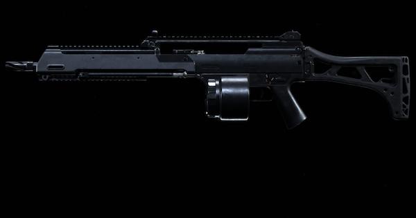 【CoD:MW】Holger-26の性能 ARのようなLMG