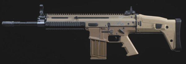 【CoD:MW】FN-SCARの性能 高射程3発キル可能