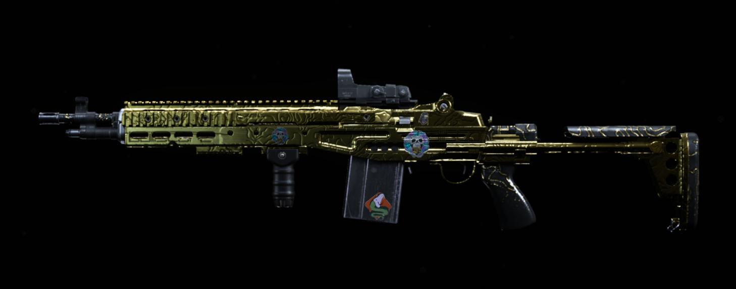 【CoD:MW】EBR-14の性能 扱いやすい単発ライフル