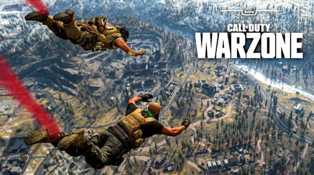 【CoD:WARZONE】有利な開幕降下地点の選び方