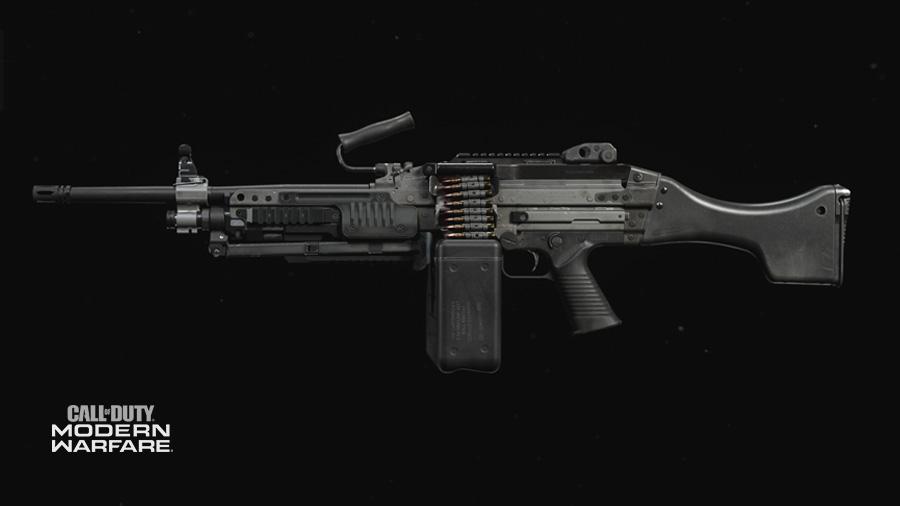【CoD:MW】BRUEN Mk9の性能 高レートなLMG