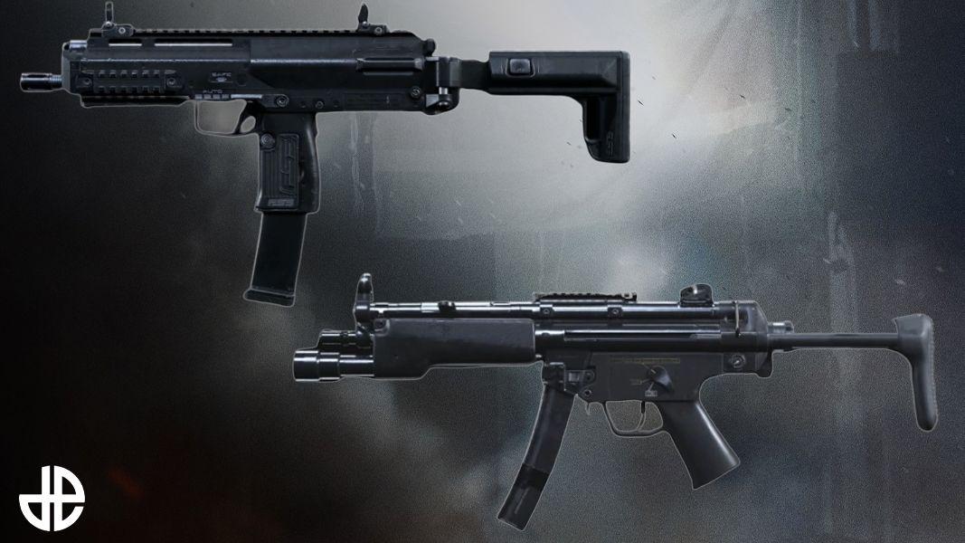 【CoD:WARZONE】MP5とMP7どちらが優れている?