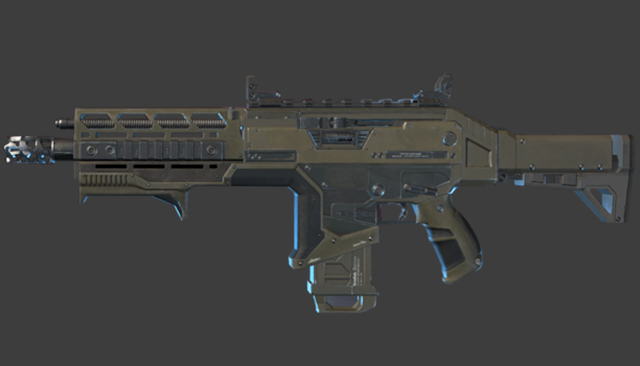 【Apex】ヘムロックの性能 弱体化されても強いバースト銃