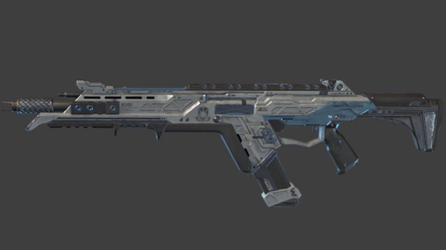 【Apex】R-301カービンの性能 高精度で中距離に強い銃
