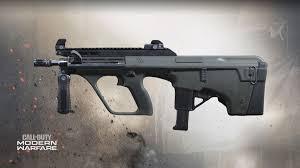 【CoD:MW】MP5弱体化でAUGがメタ武器へ?