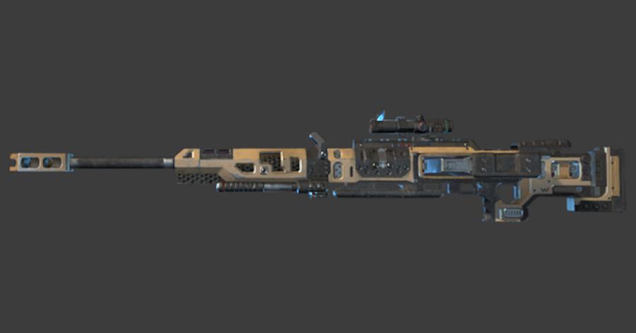 【Apex】クレーバーの性能 ヘッショ1撃ダウン可能な超火力スナイパー