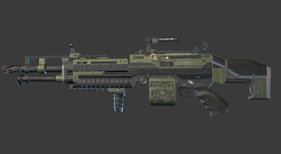 【Apex】スピットファイアの性能 装弾数No.1の銃