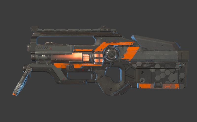 【Apex】Lスターの性能 アタッチメント追加でトップクラスの武器へ