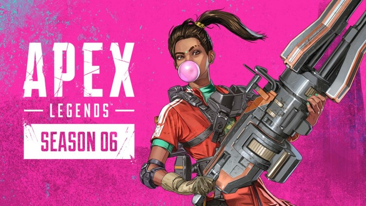 【Apex】シーズン6開始!パッチノート詳細 ランパート追加や大幅な武器調整