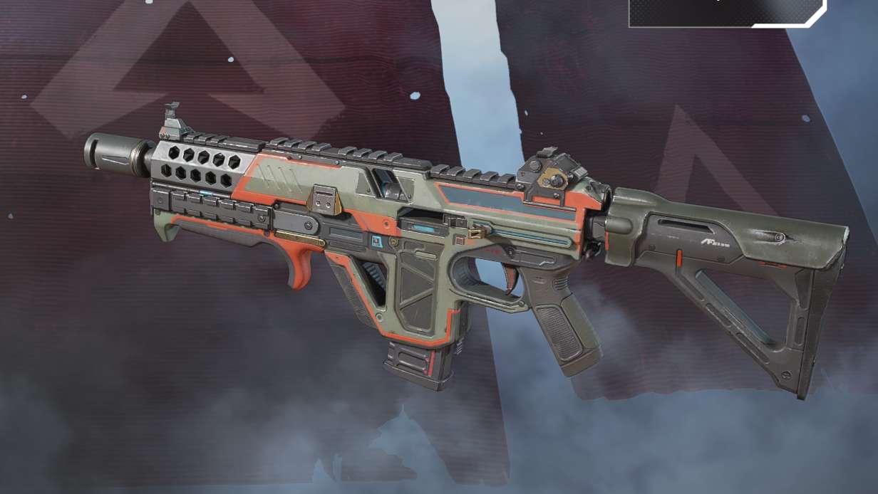 【Apex】ボルトSMGの性能 最強クラスの銃
