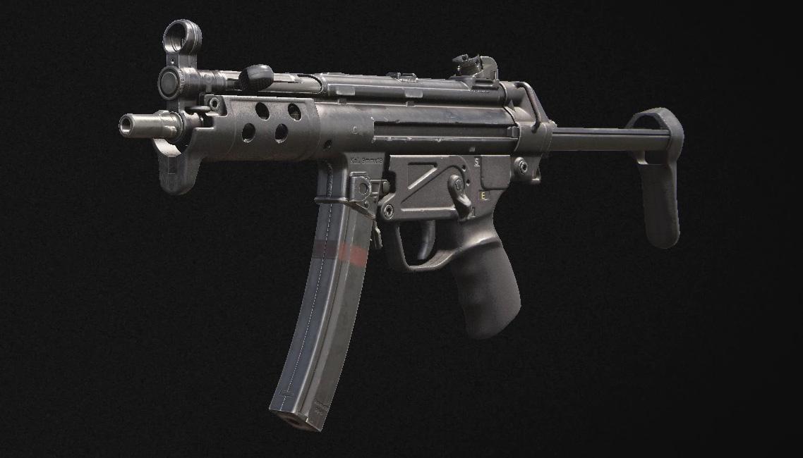 【CoD:BOCW】MP5の性能 まだまだ現役のSMG