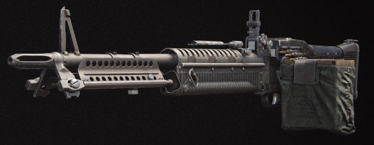 【CoD:BOCW】M60の性能 2発キル可能な高威力のLMG