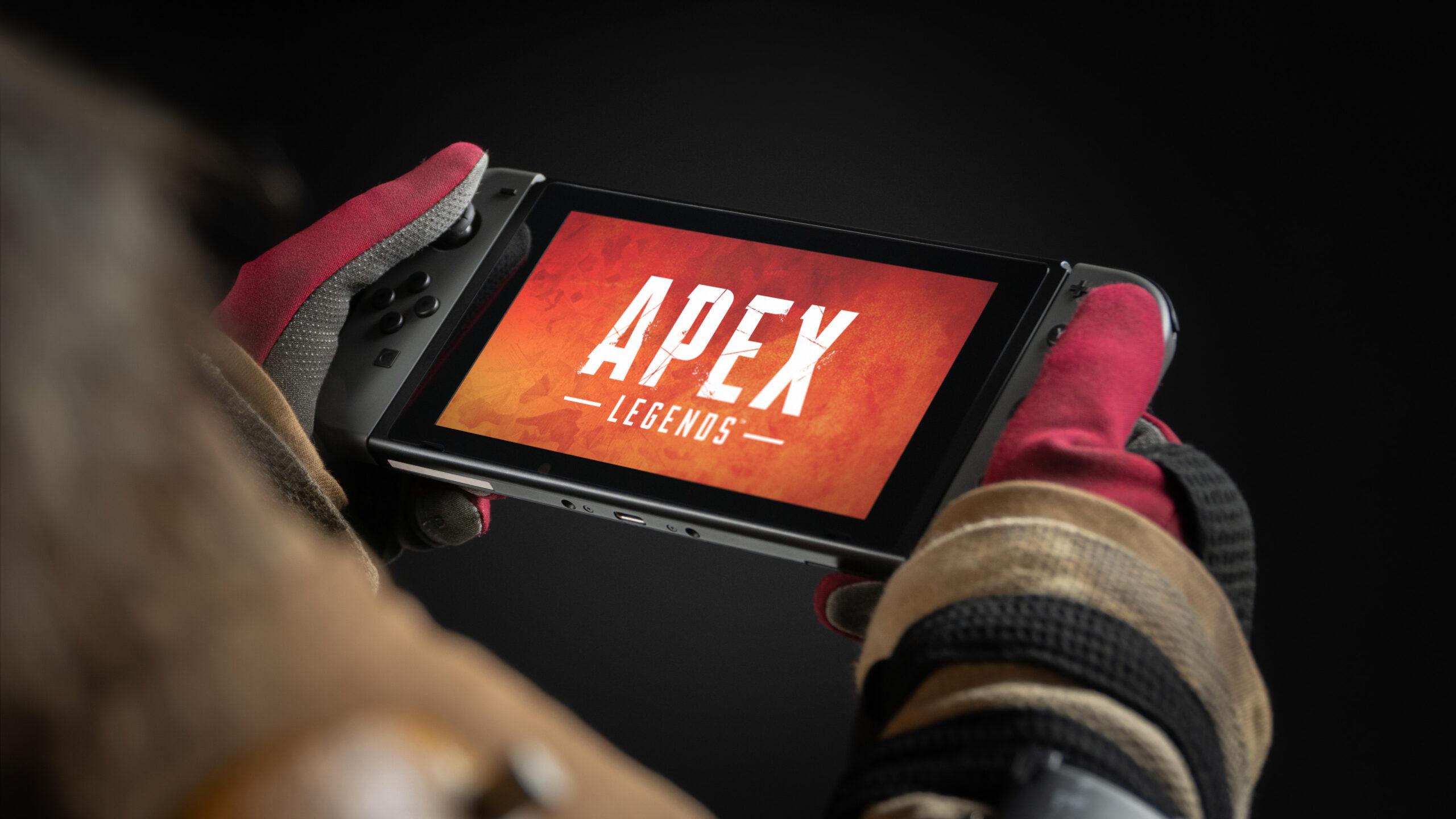 【Apex】switch版エーペックスはクロスプレイを切った方が楽しい理由