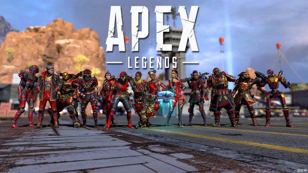 【Apex】プレイ人口が1億人突破!2021年も成長し続けていくゲーム