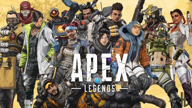 【Apex】海外のシーズン9レジェンドのティアランク・評価